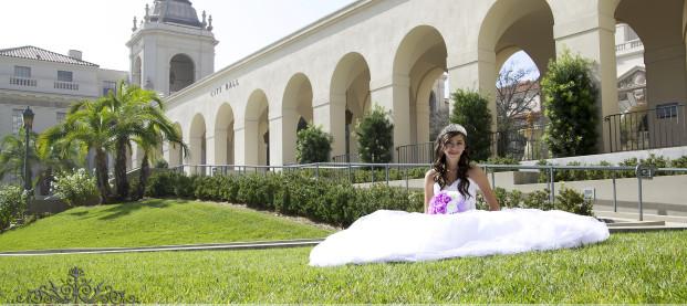 Samantha Banuelos' Quinceañera