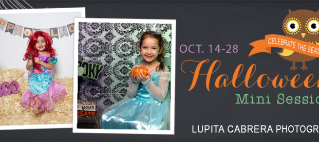 Halloween Mini Sessions